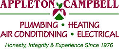 Appleton Campbell New Logo 4c with green