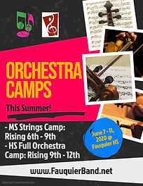 Orchestra Camps Prelim Flyer - Made with