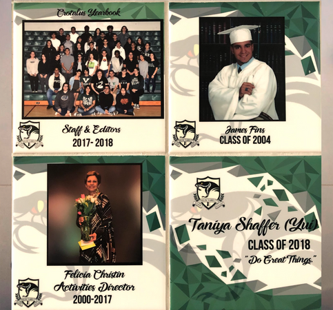 Senior Legacy at the Felix Varela HS in Miami Florida - a beautiful legacy with so much heart and soul