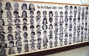 Photo Journalistic B&W Portraits for the 10th anniversary of the PreK Center in Montclair NJ - a legacy to live on and on