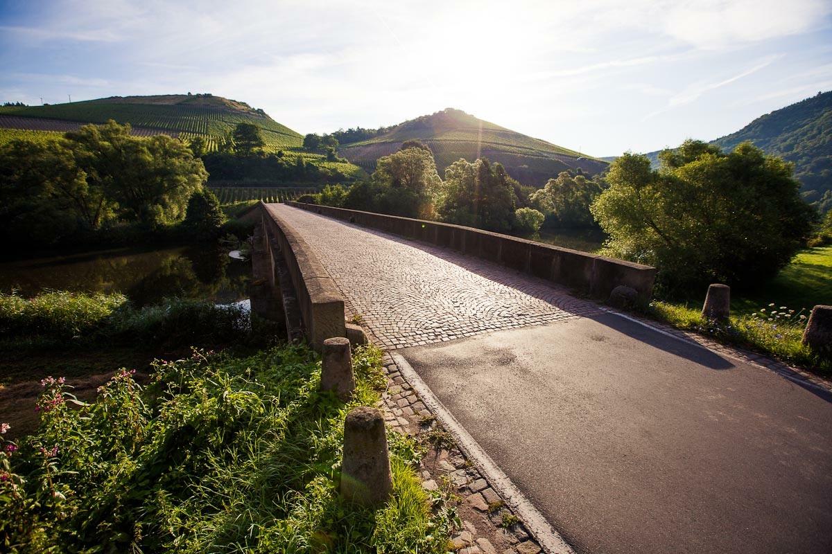 Brücke Oberhausen an der Nahe