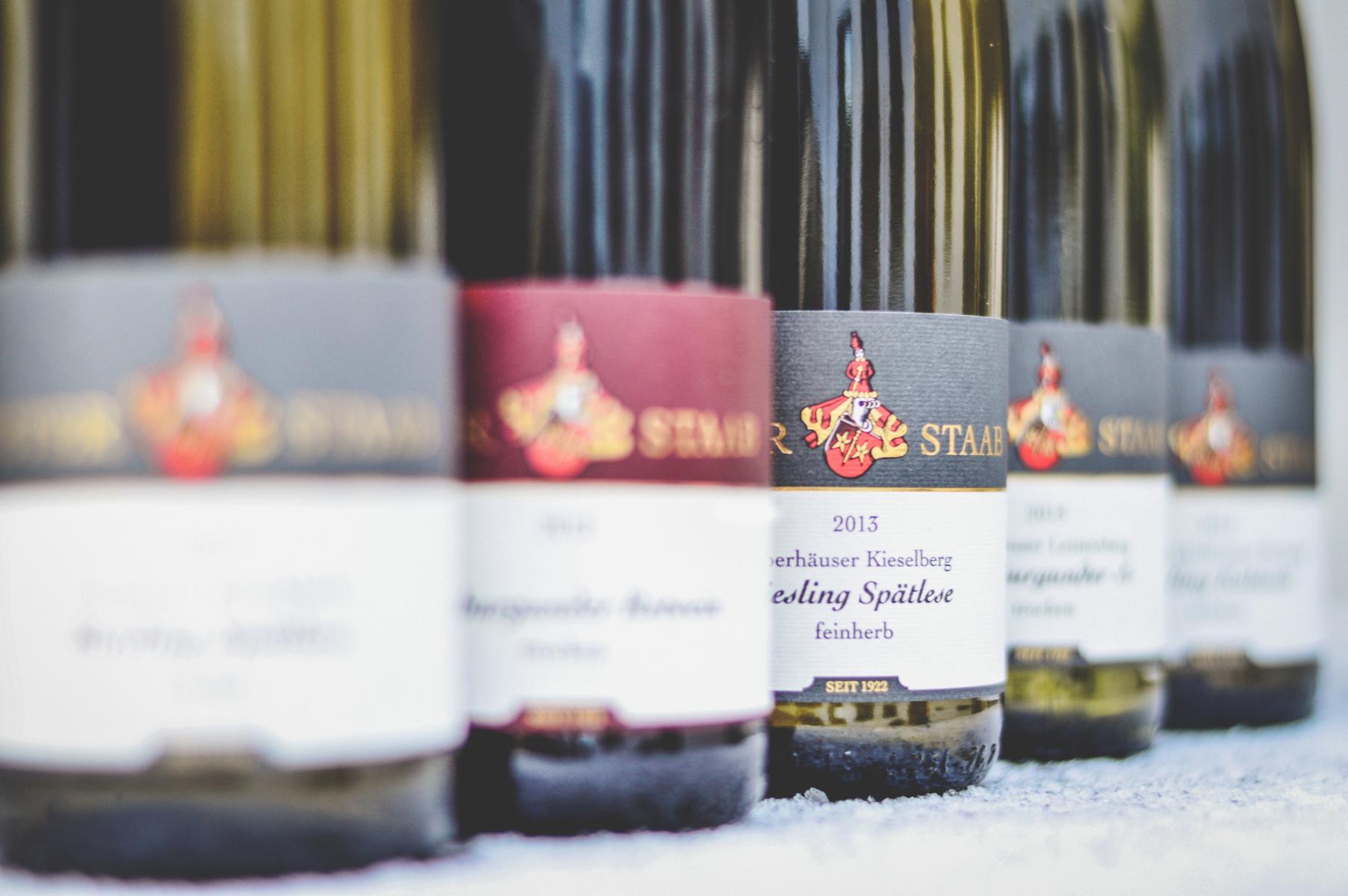 Weinkollektion Staab
