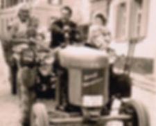 Weingut Staab - Franz Staab und Familie 1959