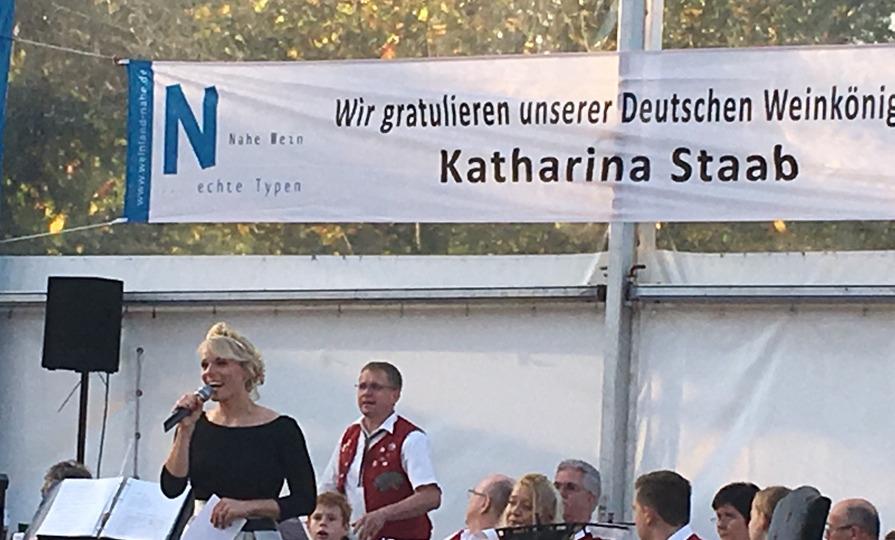 Katharina Staab Festzelt