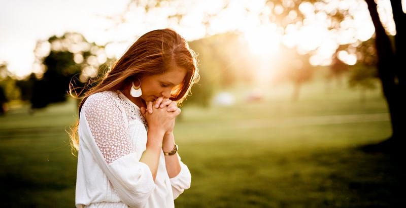 The Posture of Prayer