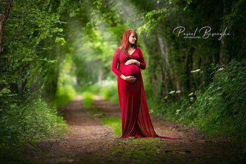 Photographe Grossesse Fine Art