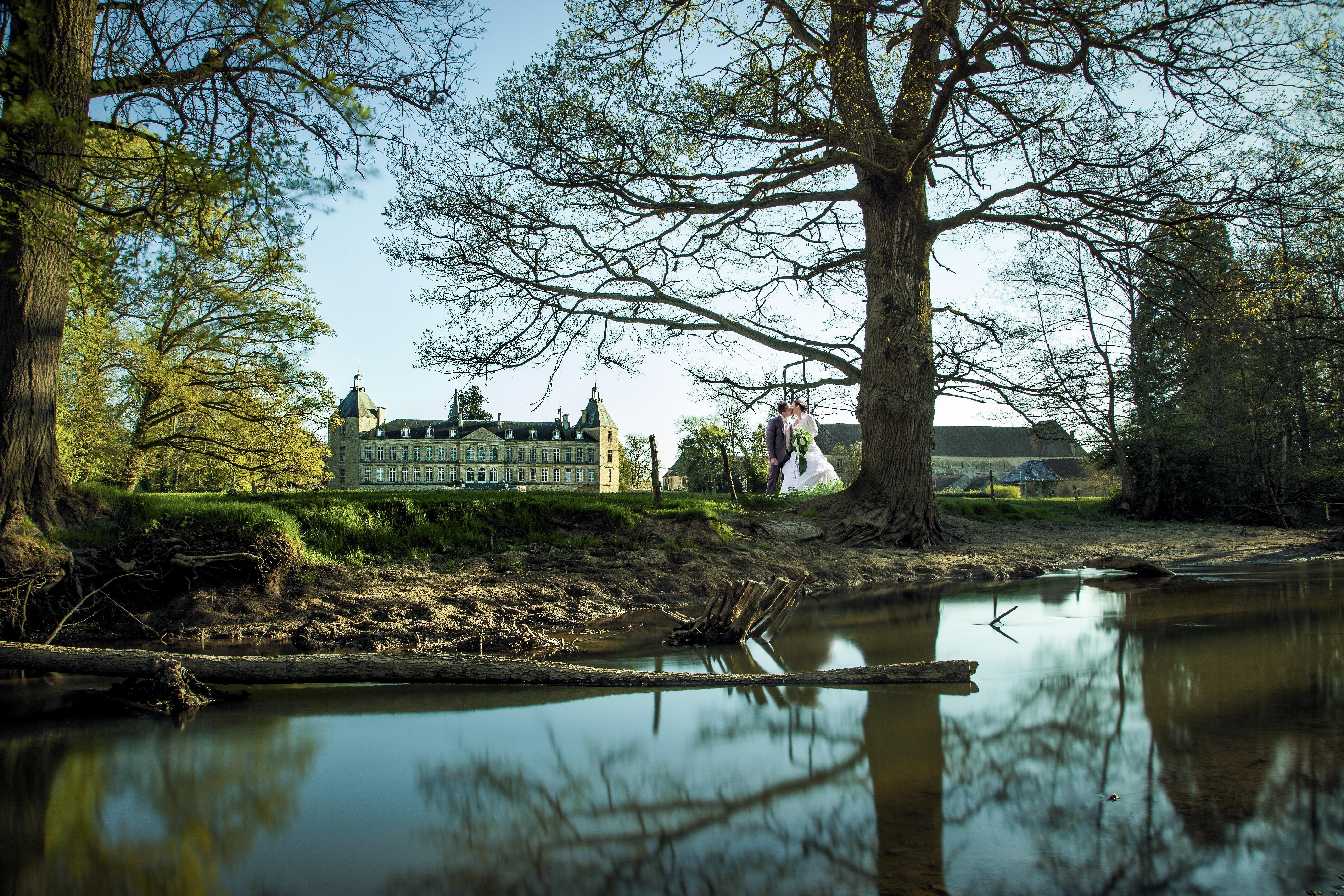 bisceglia pascal photographe autun bourgogne mariage chteau de sully 71 - Chateau De Sully Mariage