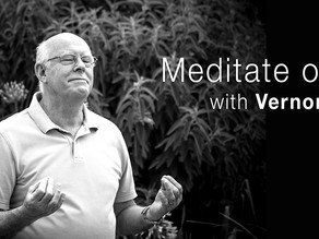 Team PINQ's Week of Guided Meditation