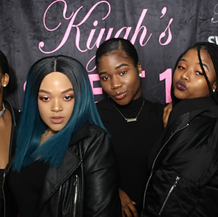 Kiyah's Sweet 16