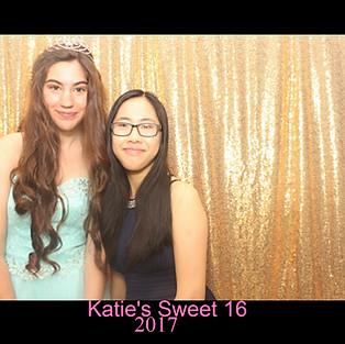 Katie's Sweet 16