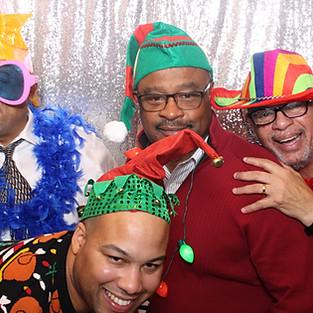 Annual Lloyd holiday party
