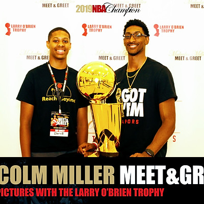 Malcolm Miller Meet and Greet
