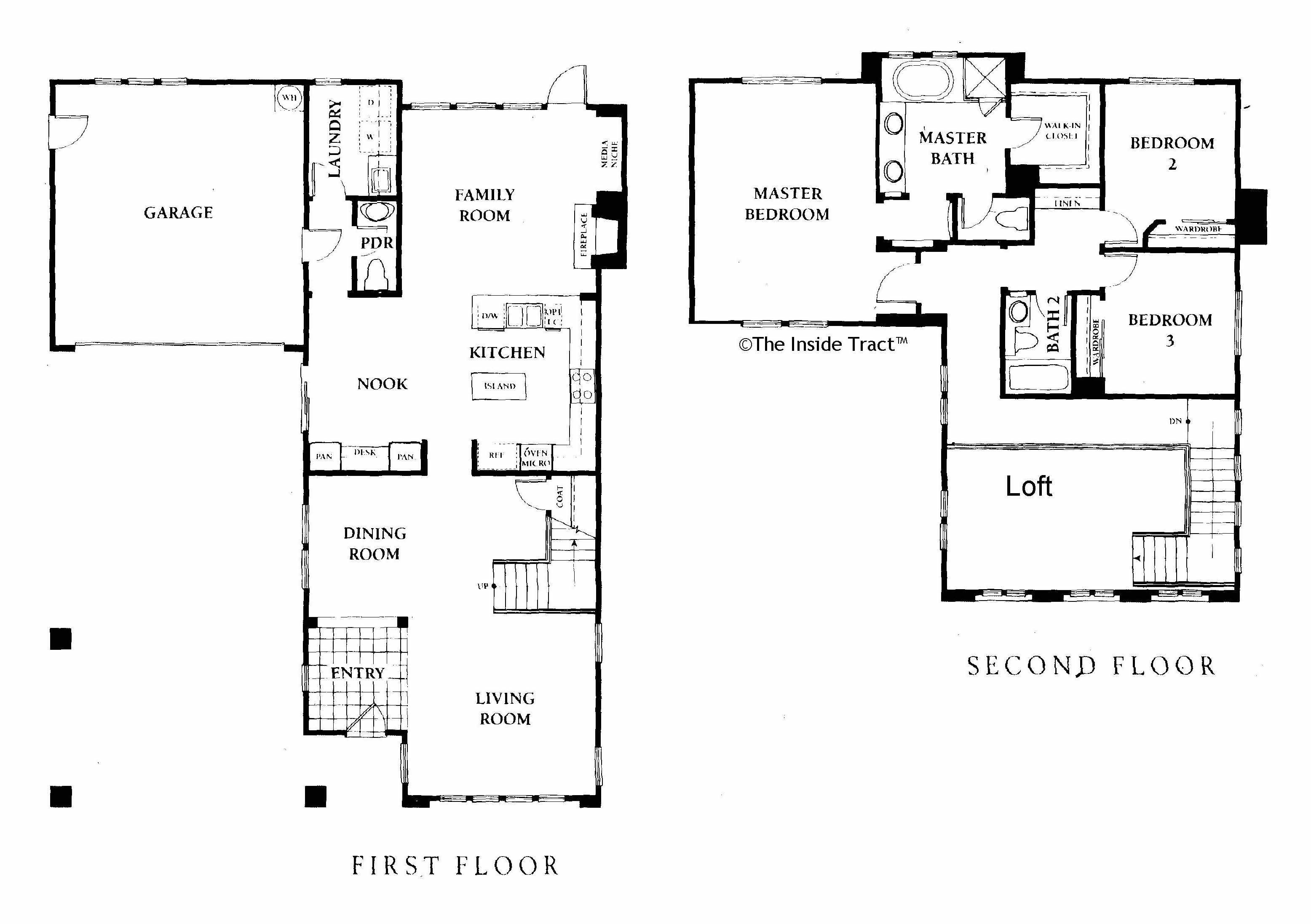 3 Hempstead Floor Plan