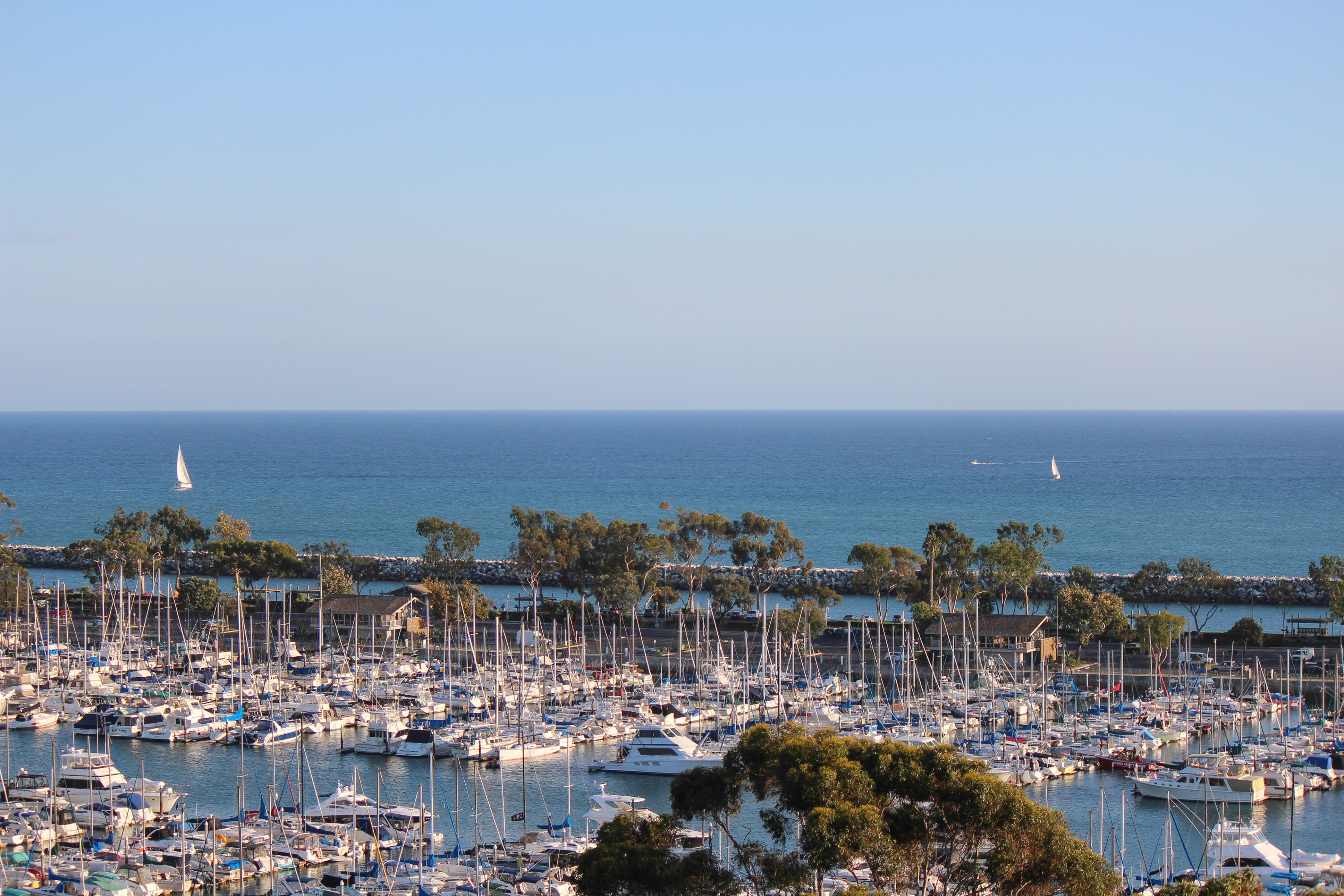 Dana Point Doris Walker Overlook Harbor 1