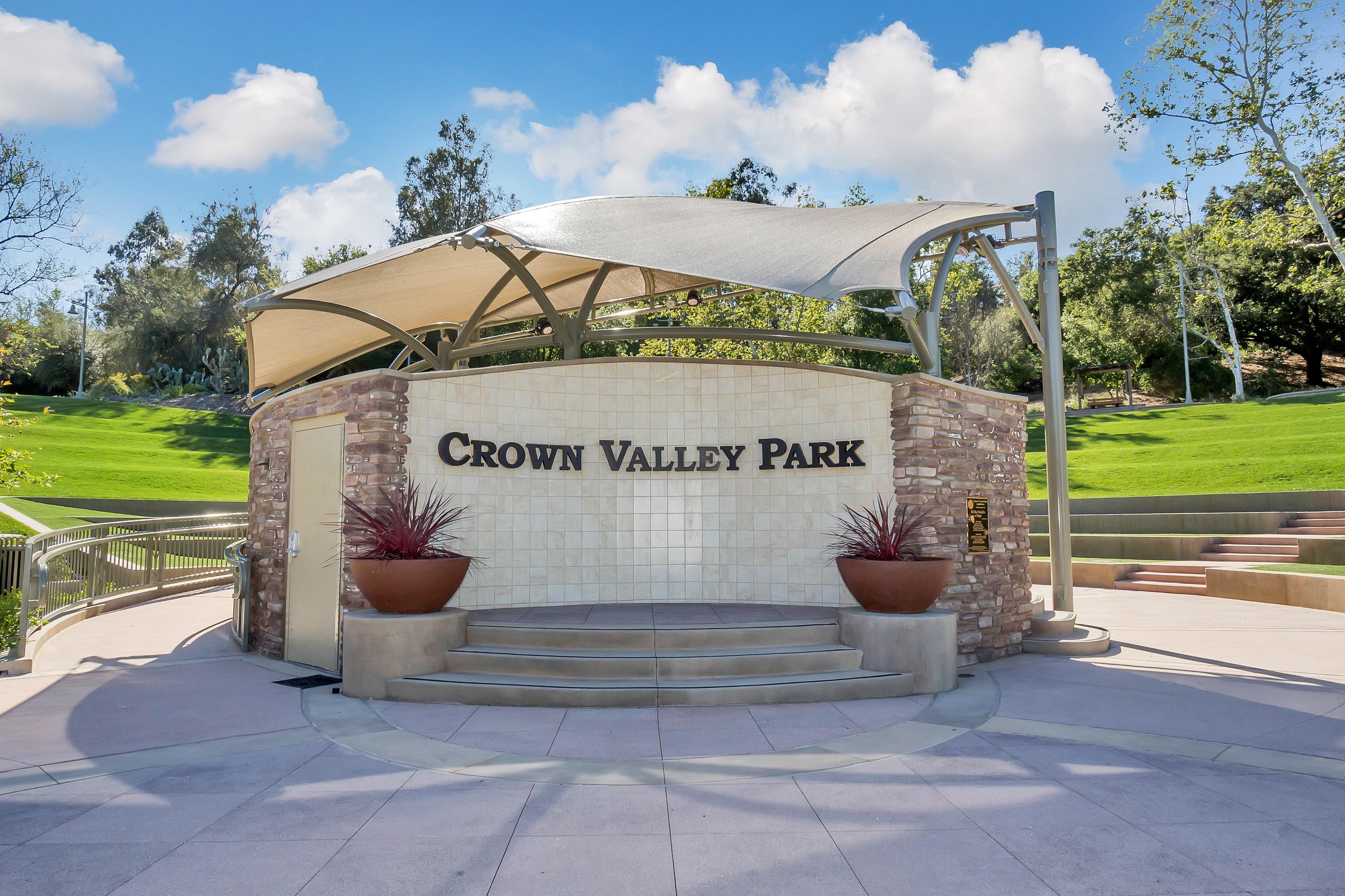 Laguna Niguel Crown Valley Park