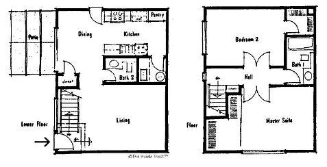 26255 Via Roble #15 Floor Plan