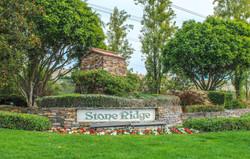 Stoneridge Sign