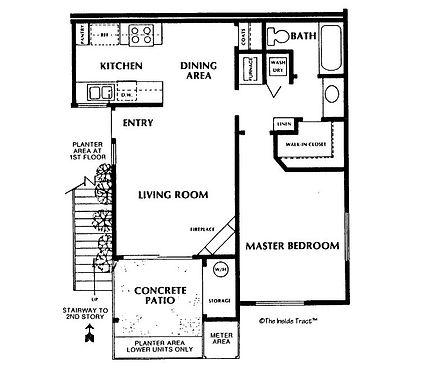 1181 Packers Circle Floor Plan
