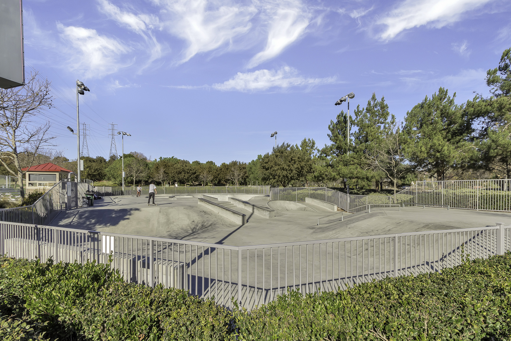 Ladera Skate Park