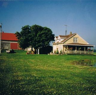 Home farm in 1992