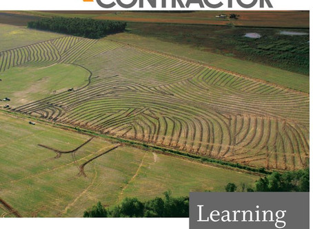 Drainage Contractor - Learning Curve