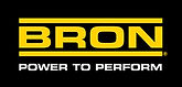 BRON logo with power to perform (24X11.4