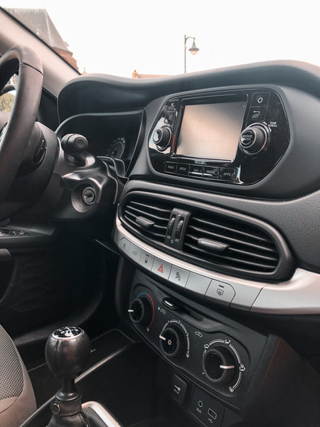 Fiat Tipo Berline interieur