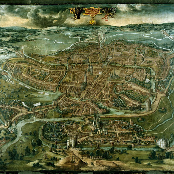 Historical Ghent