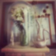 wild sculptural vintage flowers bespoke arrangements sussex