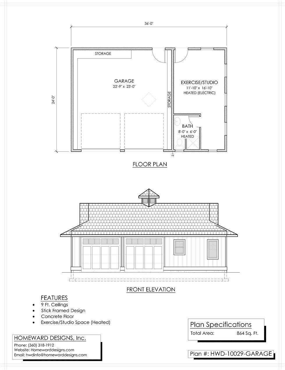 Homeward Designs Stock Plan