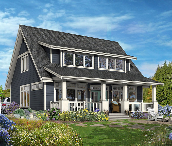 Harwood home concept design