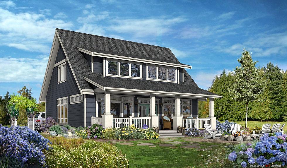 Harwood home concept