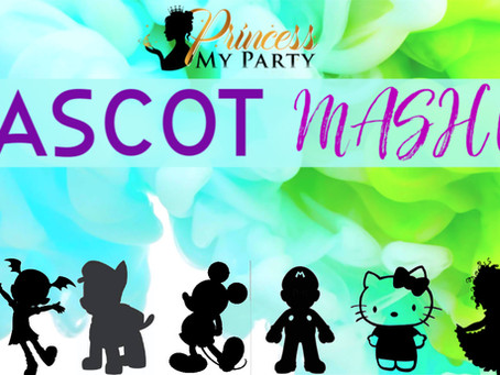 Mascot Mashup! Coming Summer 2019!