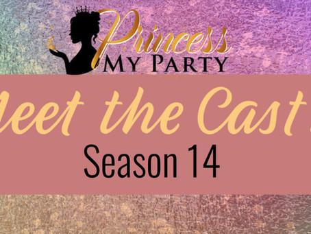 Meet the Cast! Season 14