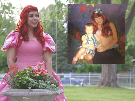 Princesses Then & Now