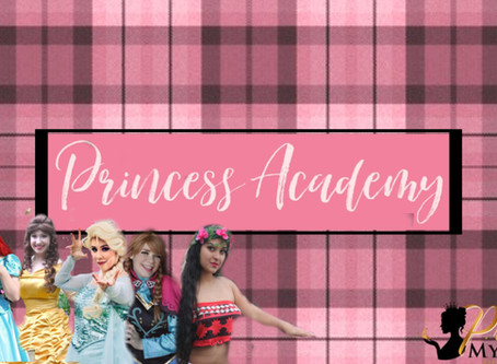 The Princess Academy is in Session this Fall!