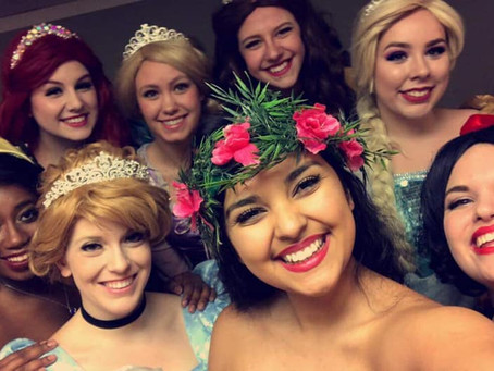 So You Wanna Be a Party Princess?