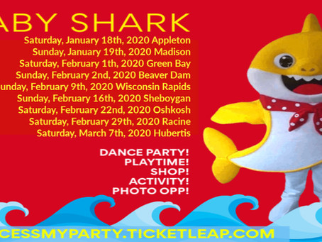 Shark Party! (do do do do)