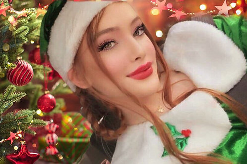 Video Message from Santa's Elf