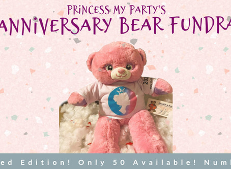 5th Anniversary Bear Fundraiser!