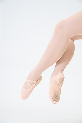 STRETCH FORM II - SPLIT SOLE STRETCH CANVAS BALLET SHOES