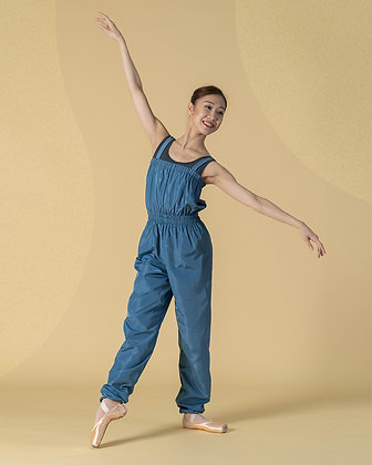 RIPSTOP JUMPSUIT SS/20 -  OASIS