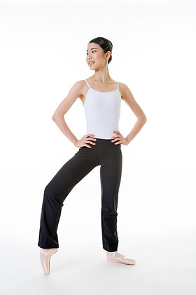 Jazz Pants Boot Cut, straight waist