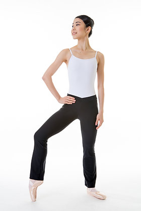 Jazz Pants Boot Cut, v waist