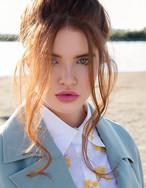 Foto: Marina Schneider-Moog Model: Thesa Make-up/ Hair: Isabella Kirchner