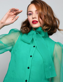 Foto: Marina Schneider-Moog Model: Marisa dos Santos Make-up / Haarstyling: Isabella