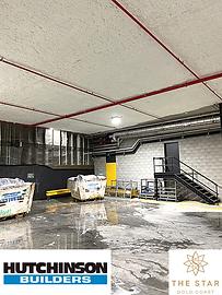 Jetspray insulation job 1