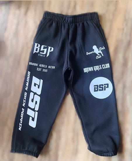 Kids limited edition black shorts