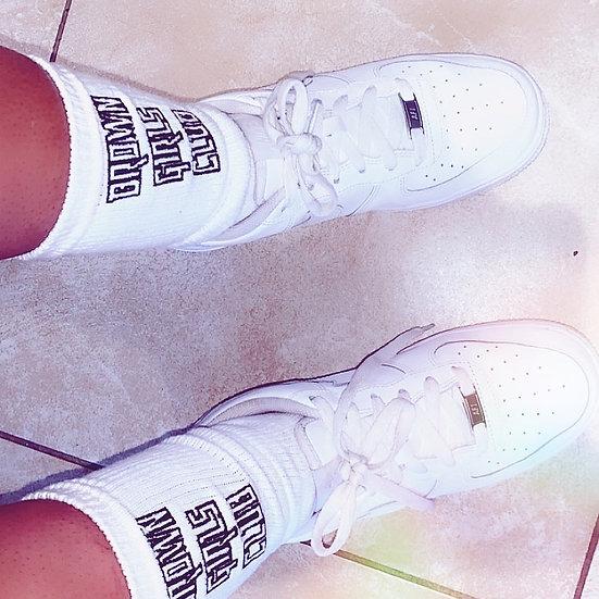 Brown Girls Club Socks