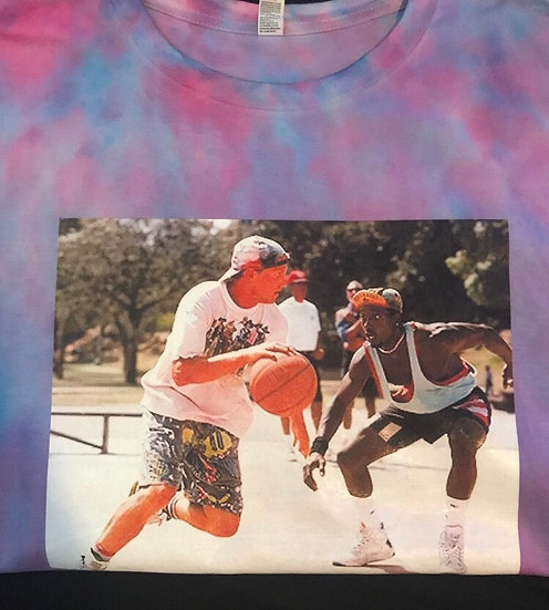 White Man Can't Jump Vibe Tee